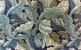 8- A William Morris pattern (Google images)