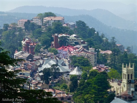 13- Old Shimla, my Himalayan hometown