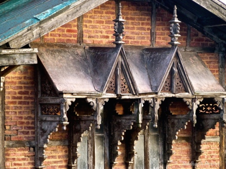 14- An exquisite set of Swiss-Bavarian windows,   Shimla