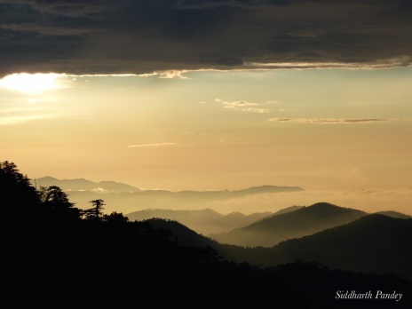 28- The Himalayas of Shimla