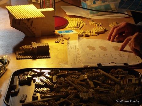 5- Bricks and plans