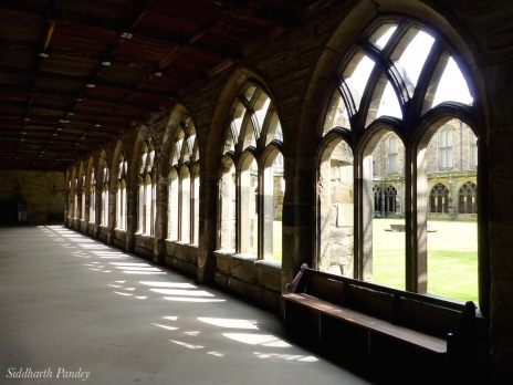 7- Cloisters and light