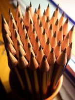 pencil-bouquet