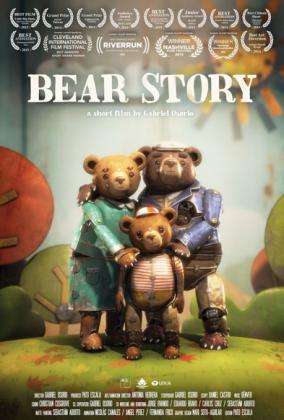 bear story poster art