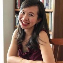 Elizabeth Lim books headshot